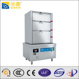 Restaurant Electric Fish and Seafood Steamer
