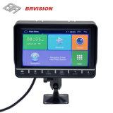 Brvision Unique Design Android Car GPS Navigation Monitor for 2015 Skoda Fabia
