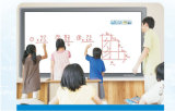 98 Inch LCD Display with OPS PC Built-in Interactive Touchscreen Kiosk Interactive Whiteboard