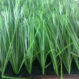 51mm Height Cross Shape Artificial Grass for Football Field