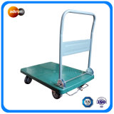 Lockable and Folding Platform Carts for Storage and Transport
