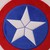 New Arrival Captain Shield Soft Plush Pillow