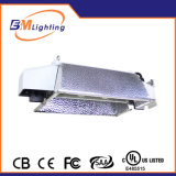 Hydroponics Reflector Light Grow Hood Double Ended 630W Hanging Aluminium Light Shade
