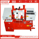Cw4250/70 Horizontal Type Hydraulic Metal Band Saw Machine