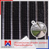 Width 1m~4m Flame Retardant Aluminum Shade Cloth