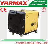 Diesel Electric Generator Set 2kVA 2000W with Yarmax Diesel Engine Soundproof Stock Price