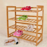 Customize Multi-Layer Bamboo Shoe Shelf for Household