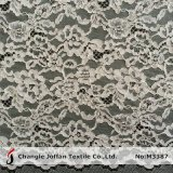 French Lace Bridal Lace and Fabric (M3387)