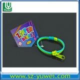 2013 New Design Zipper Bracelet, Plastic Zipper Bands