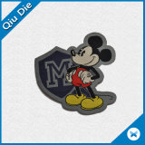 Woven Mickey Patch for Kids Clothes & Cap Accessories