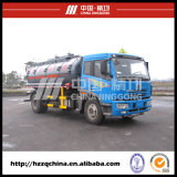 Chemical Tanker Trailer in Safe Delvery, Fuel Tank Truck (HZZ5164GHY)