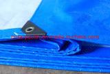 High Strength PE Coated Waterproof Tarpaulin Plastic Sheet Fabric