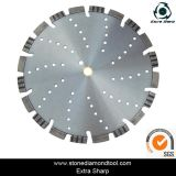 450mm Laser Welded Cutting Blade for Stone