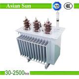 630kVA 11kv Oil Immersed Transformer Manufacturer Price Transformer