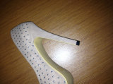 High Heel Ladies Dress Shoes Hcy02-025