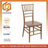 Resin Acrylic Gold PC Chiavari Chair