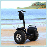 Two-Wheeled Self-Balancing off Road Electric Vehicle