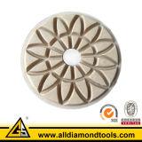 Resin Bonded Diamond Polishing Pads for Concrete Floor