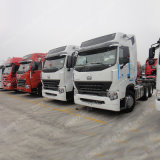 Hot Sales European Type A7 Tractor Truck of 420HP 6X4