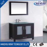 High Quality PVC Floor Standing Bathroom Vanity