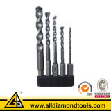 5 Pieces Of Drill Bits Set For Wood