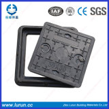 En124 C250 Plastic Sewer Manhole Cover with Lock (C/O600)