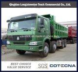 Sinotruk Tipper HOWO 8X4 336HP Dump Truck/Tipper