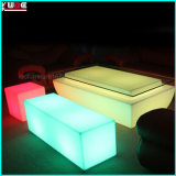 Waterproof Illuminated Furnitures LED Cube Bars and Snakes