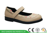 Ladies Comfortable Shoes Diabetic Shoes Fashion Mary Jane with Extra Depth