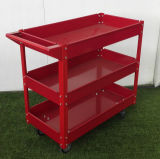 3 Layers of Workshop Tool Cart