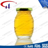 Popular High Clear Glass Jar with Lid (CHJ8239)