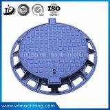 En124 Composite Locking Sand Manhole Cover Manufacturers