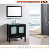 Single Sink Solid Wood Bathroom Vanity (T9162A)