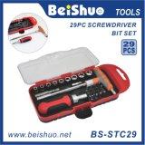29PCS Screwdriver Bit Set with Hand Tool Set