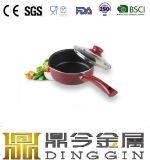 Cast Iron Milk Boiling Pots with Long Handle