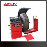 Precise Wheel Clamping System Truck Tire Wheel Balancer