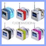 Portable Mini Speaker USB Hifi Music MP3/4 Player Micro SD TF USB Disk FM Radio