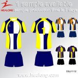 Healong Good Design Sportswear Sublimation Men′s Rugby Jersey