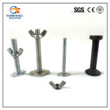 Concrete Precast Insert Thread Bolt with Wing Nut Lifting Sockets