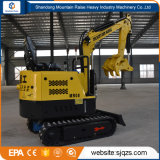 2017 New 0.8t Mini Excavator for Small Projects