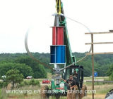 5kw96V Maglev Vertical Axis Wind Turbine Generator