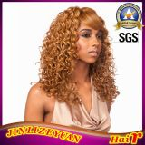Curly Synthetic Hair Wig with Bang