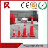 Roadsafe Traffic Safety Barrier Retractable Reflective Traffic Cone