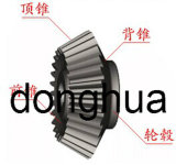 Bevel Gears Stainless Forged Spiral Gear