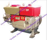 Factory Single Horizontal 4-Stroke Cylinder Diesel Generator Engine