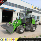 Latest 4WD Zl08 Articulated Mini Skid Loader