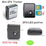 Mini GPS Tracking Device with Real Time Positioning & Sos (V8S)
