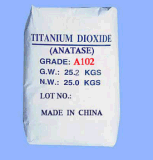 Low Heavy Metal TiO2 Food Grade Titanium Dioxide Anatase A200 Match F3200 E171