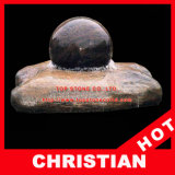 Rolling Sphere Fountain Stone Ball Fountain Granite Ball Fountain