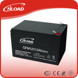12V 12ah Lead Acid UPS AGM Battery with CE Approve